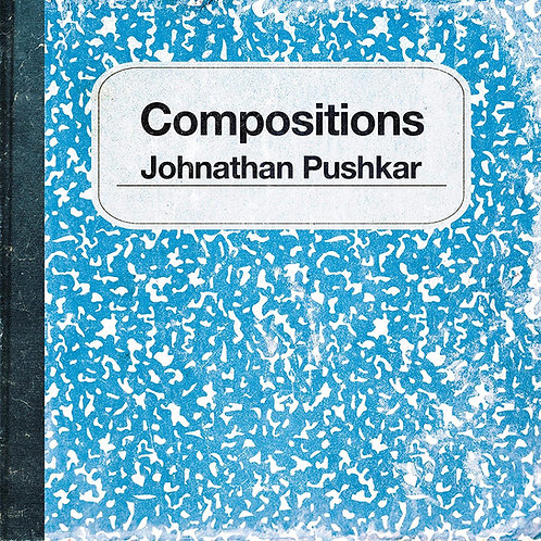 Compositions - CD (Pre-Order)