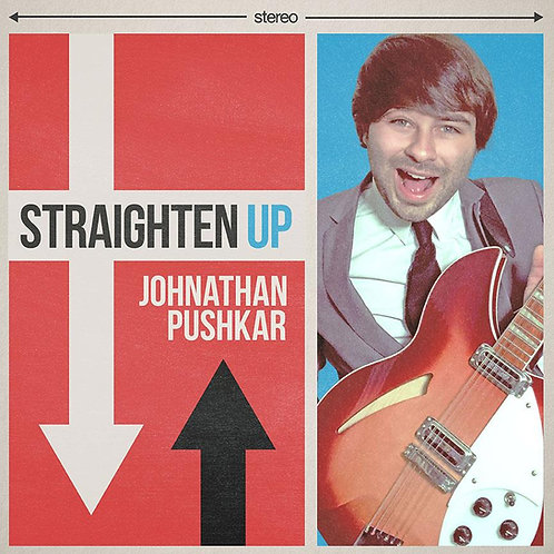Straighten Up - CD