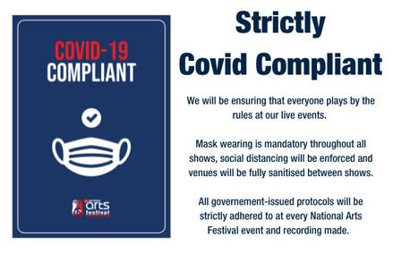 Strictly Covid Compliant