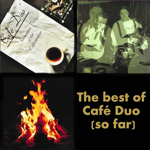 Cafe Duo - The best of so far (USB-Stick)