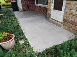 Concrete Crack Repair and Resurface