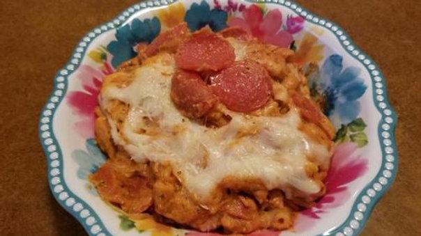 Pizza Casserole Mix