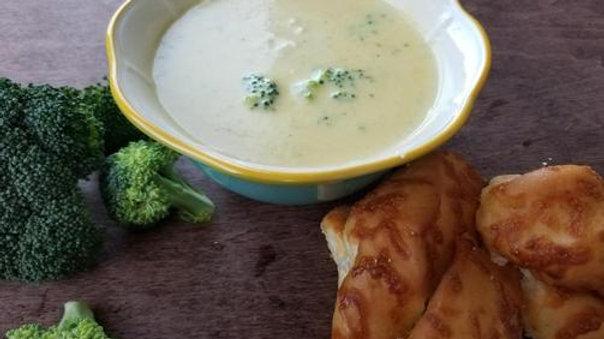 Cheesy Chowder Soup Mix