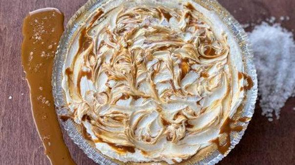 Sea Salt Caramel No Bake Cheesecake Mix