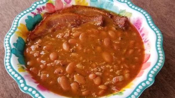 Cheater Bean & Bacon Soup Mix