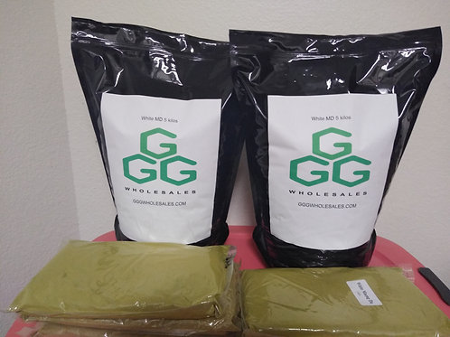5 kilo factory sealed bags.