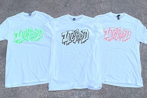 W€î®️D graffiti shirt