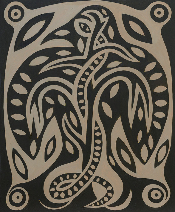 Shamans tree by Clive Hedger