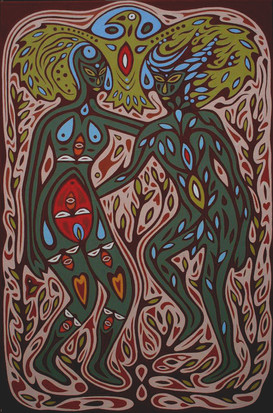 Sacred Marriage by Clive Hedger