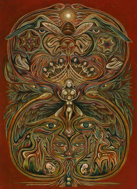 shamans dream by clive hedger