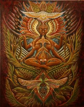 goddess 2 by Clive Hedger
