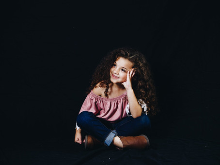 Rhylynn + Studio Session