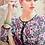 Thumbnail: Printed Rayon Kurta - Mulitcolored Floral
