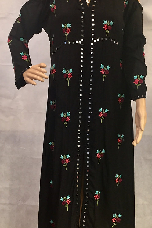 Party wear Kurta - Black