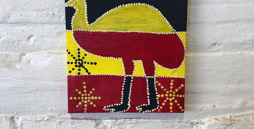 Emu by Jameelah Williams