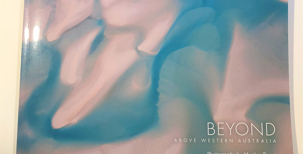 Beyond - Above Western Australia By Martine Perret