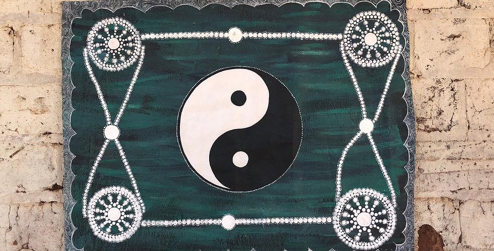 Ying & Yang By Alberta Akee