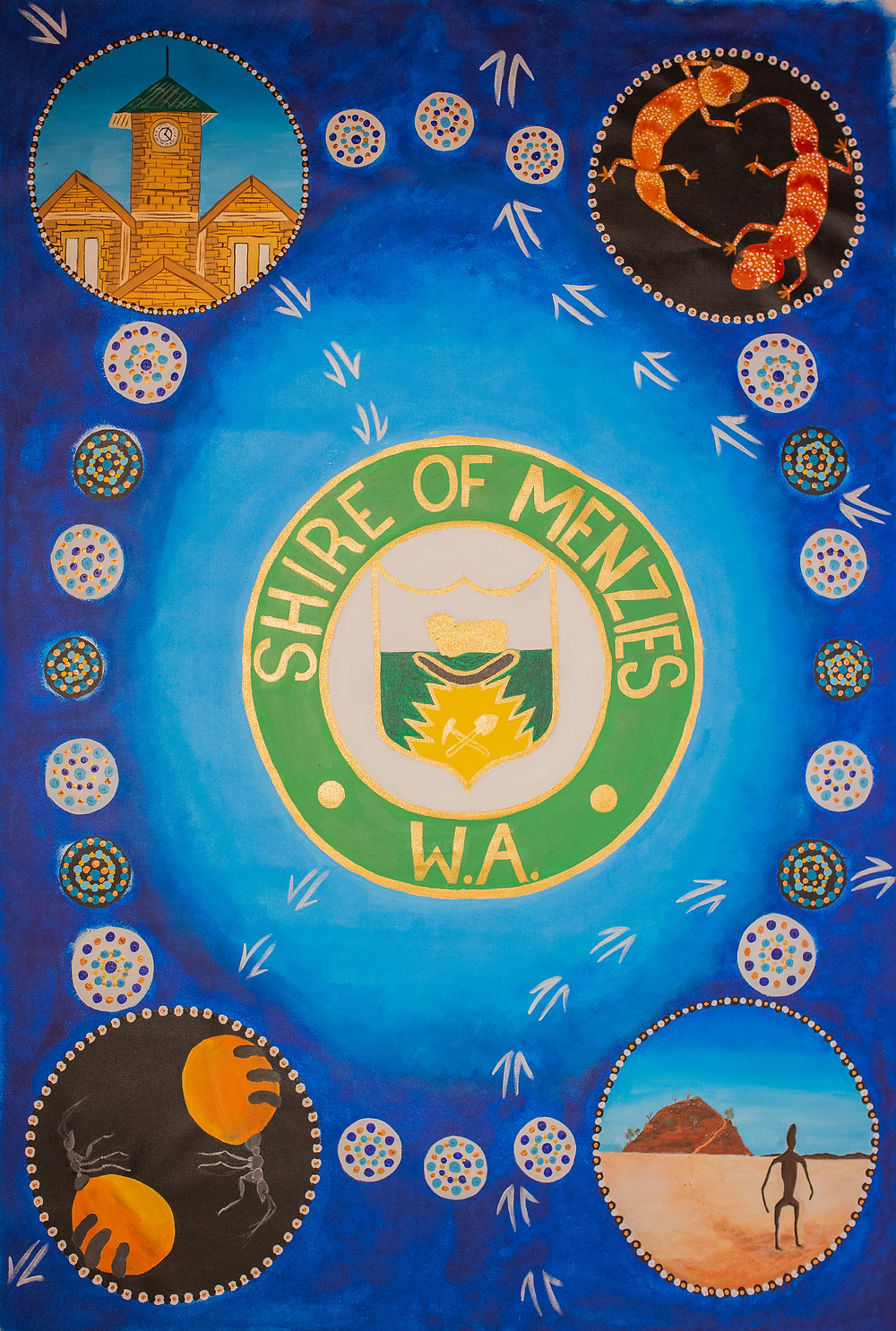 Shire of Menzies Banner- 2019