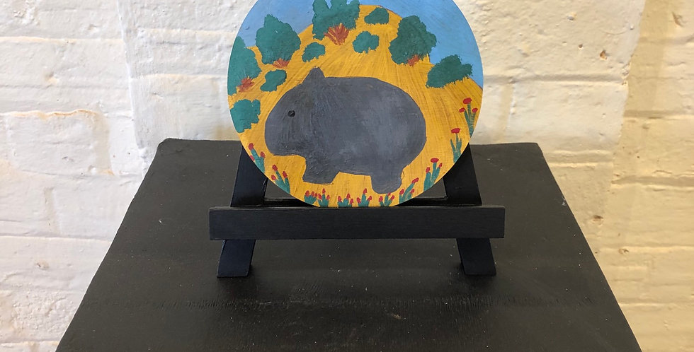 Wombat by Audrey Sinclair