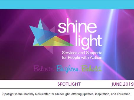 ShineLight Newsletter