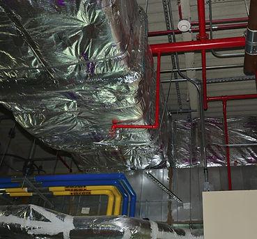 3M duct wrap Fire Damper