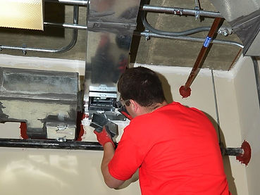 Fire Dampers Inspections Ruskin