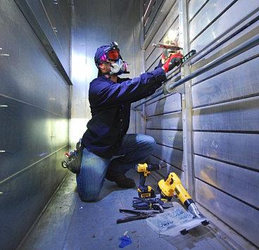 Firestop Fire Dampers Decosta Construction Specialties Inc