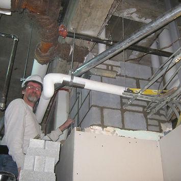 Firestop Barrier construction Decosta
