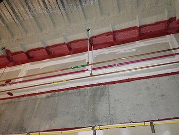 Firestop Joints Hilti Joint spray CFS SP WB