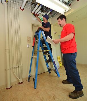 Firestop Inspection Hilti