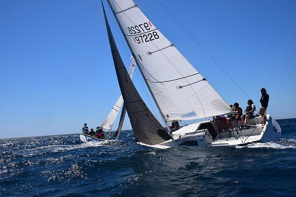 Marina Sailing