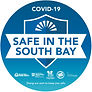 Safe in the South Bay Logo