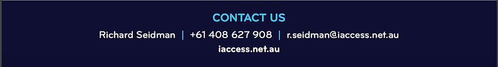 iAccess Contact Us