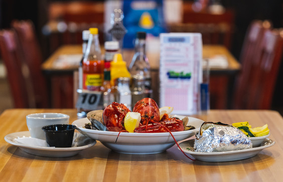 1-1/4 lb. Boiled Lobster