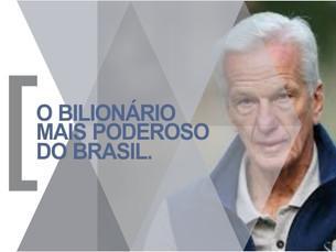 10 minutos com o maior empreendedor do Brasil.