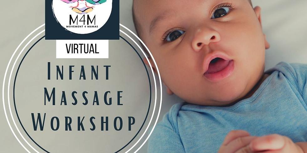 Infant Massage Webinar!