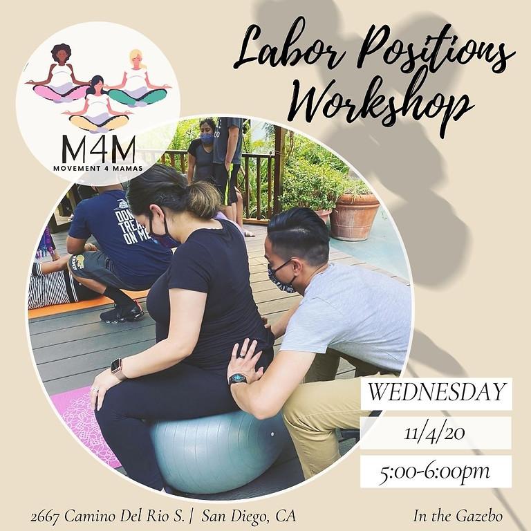 FREE Labor Positions Workshop!
