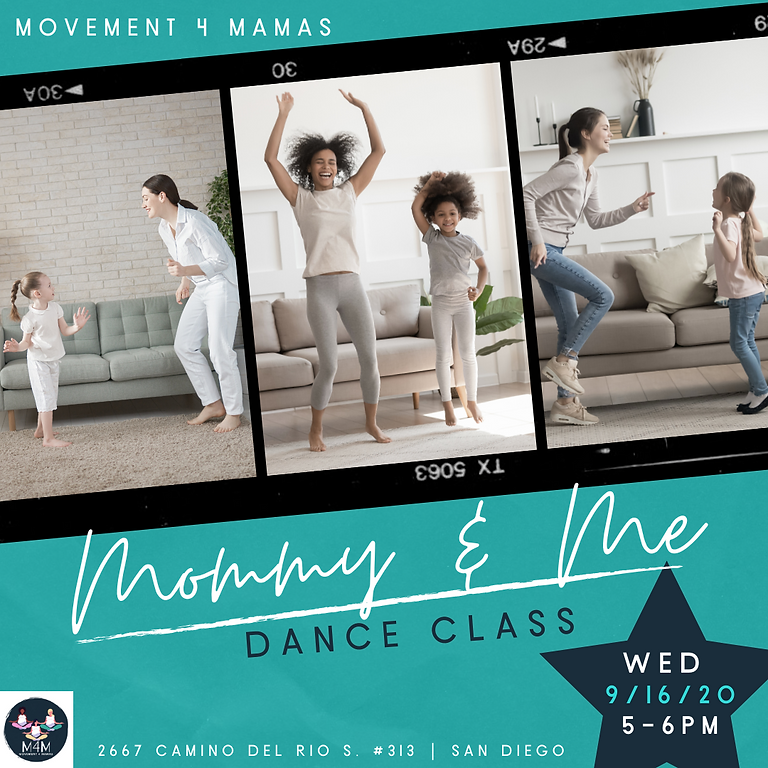 FREE Mommy & Me Dance Class