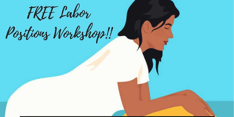 Movement 4 Mamas: Free Labor Positions Workshop!