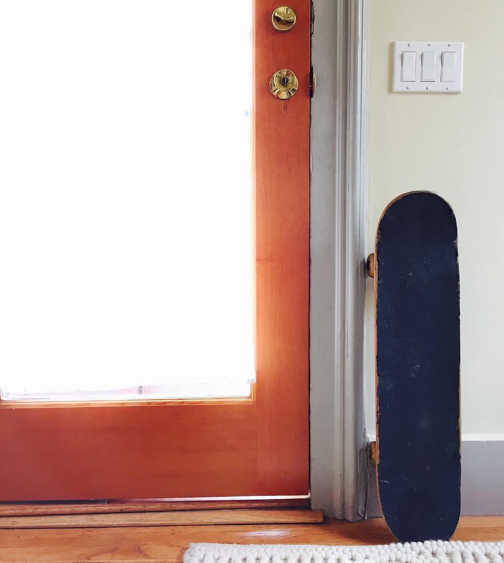 SkateboardDoor