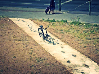 Safe Bicycle and Pedestrian Infrastructure Deserts