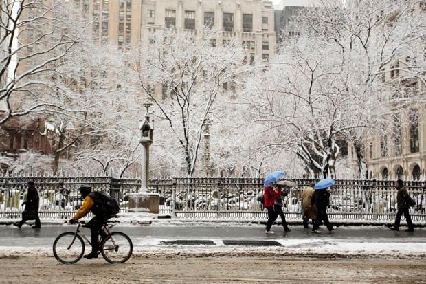 Bike Winter