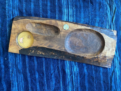 Sun and Moon Tray