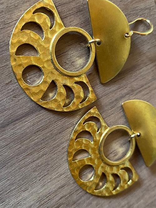 Moonphase Earrings