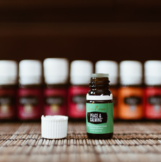 Theraputic-Grade Oils