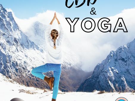 Yoga & CBD