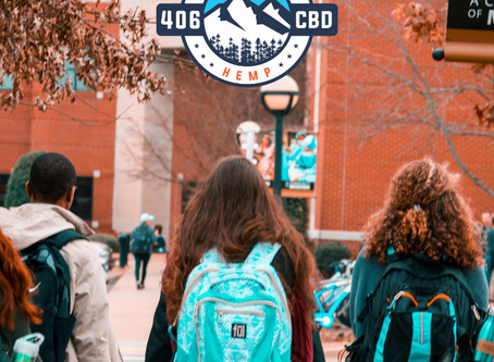 6 Reasons to add CBD to your back to school list.
