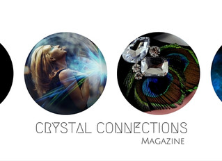 Introducing Crystal Connections Magazine