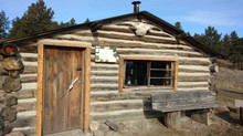 Homesteaders Cabin Rehab