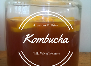 4 Reasons To Drink Kombucha